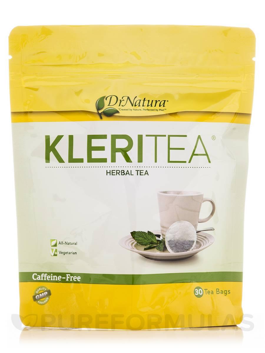 KleriTea Herbal Tea - 30 Tea Bags