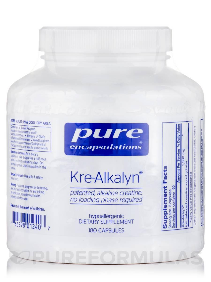 Kre-Alkalyn® - 180 Capsules