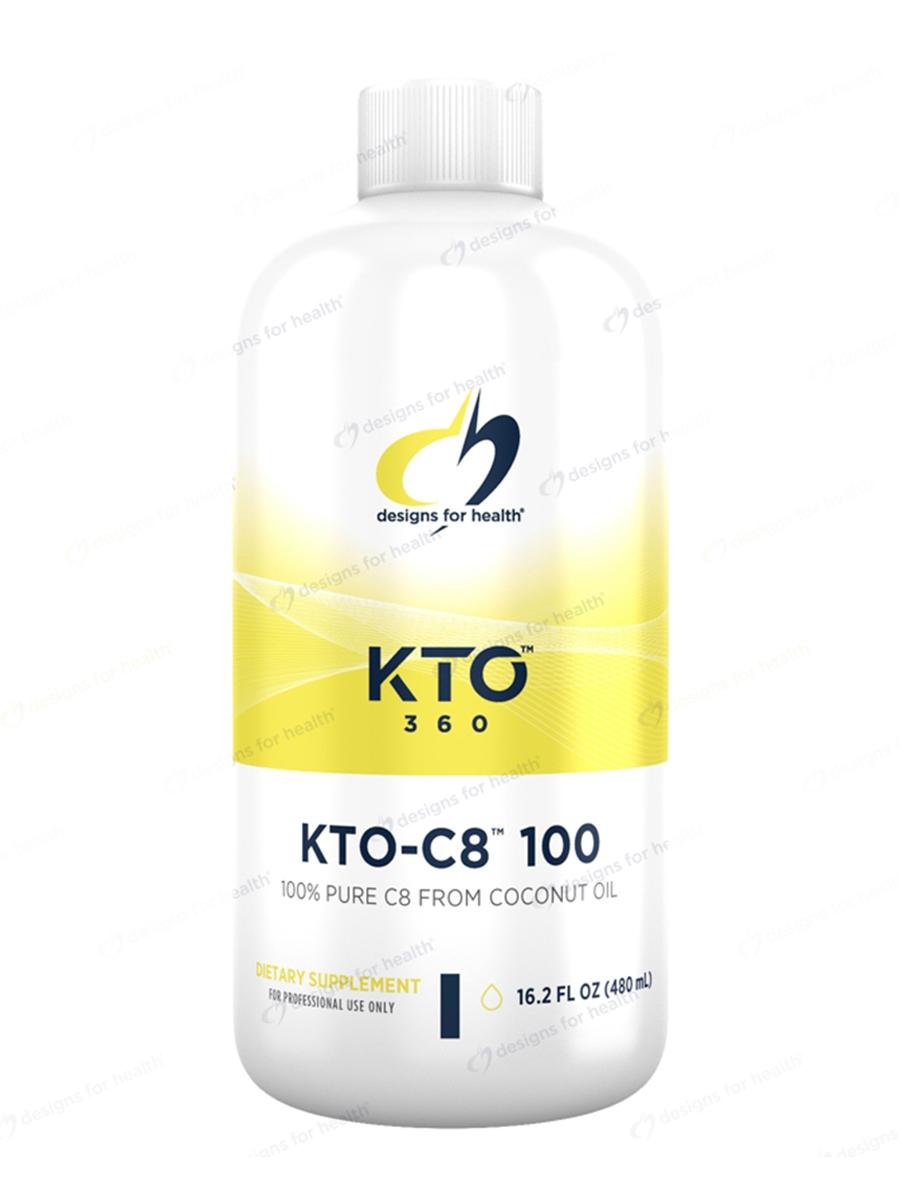 KTO-C8™ 100 - 16.2 fl. oz (480 ml)