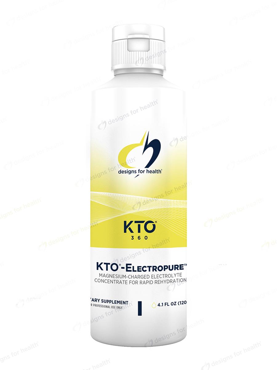 KTO-ElectroPure™ - 4.1 fl. oz (120 ml)