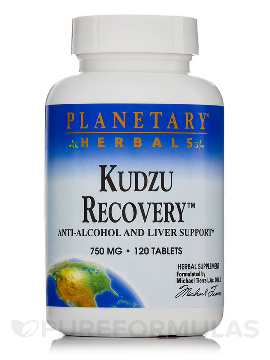 Kudzu Recovery 750 mg - 120 Tablets