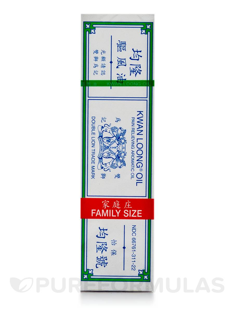 Kwan Loong Oil Family Size - 2 fl. oz (57 ml)