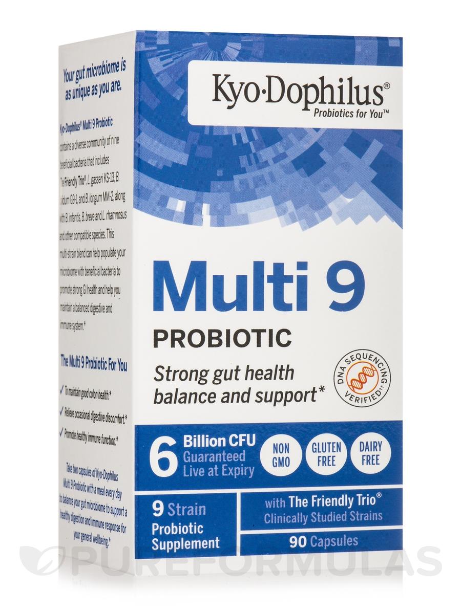 Kyo-Dophilus-9 - 90 Capsules