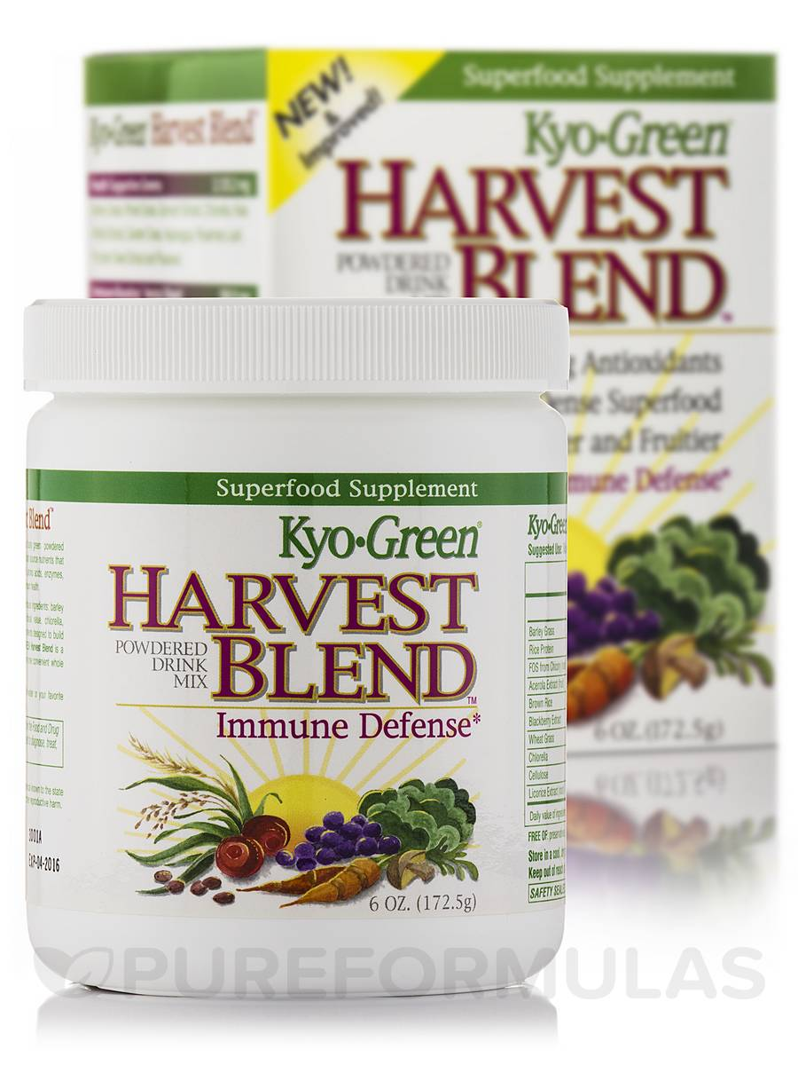 Kyo-Green Harvest Blend - 6 oz (172.5 Grams)