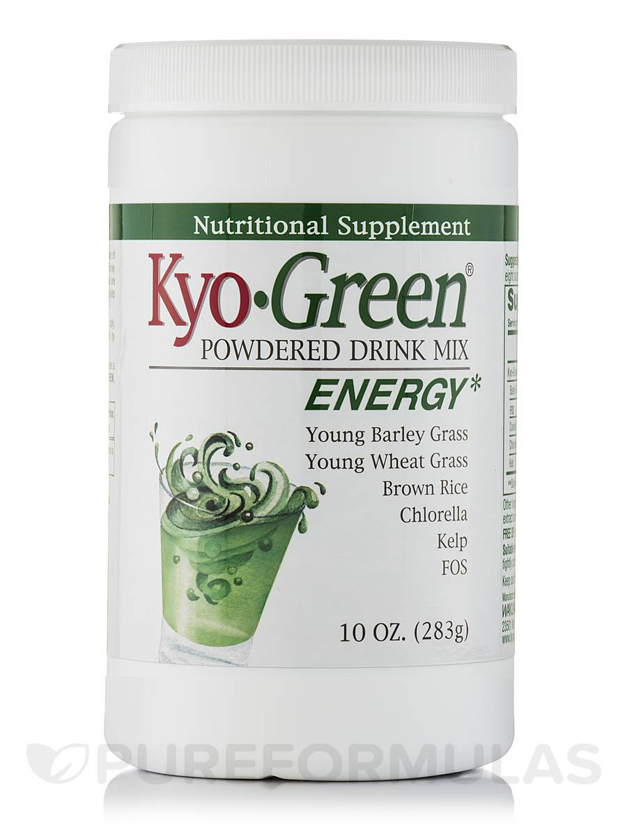 Kyo-Green Energy Powder - 10 oz (283 Grams)
