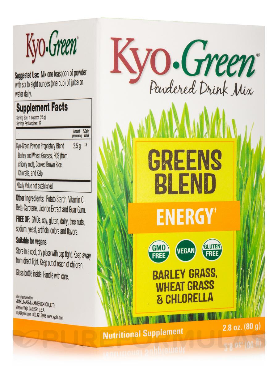 Kyo-Green Powder - 2.8 oz (80 Grams)