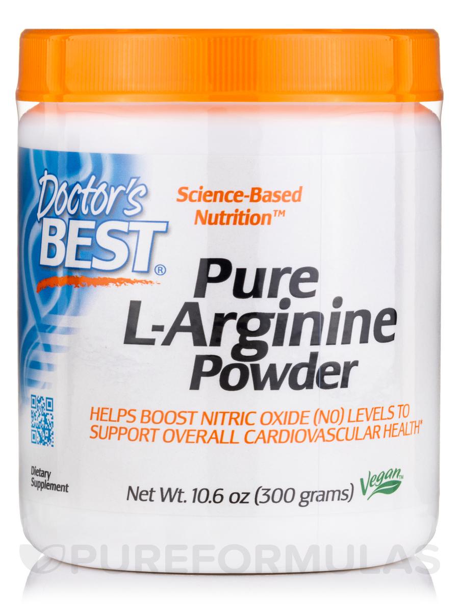 L-arginine best brand