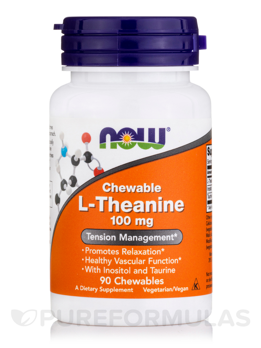 Theanine 100 mg