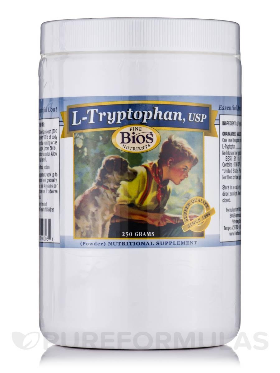 L-Tryptophan (Veterinary) - 250 Grams