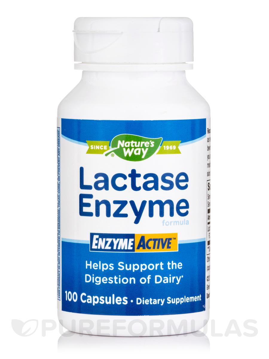 Lactase Formula - 100 Capsules