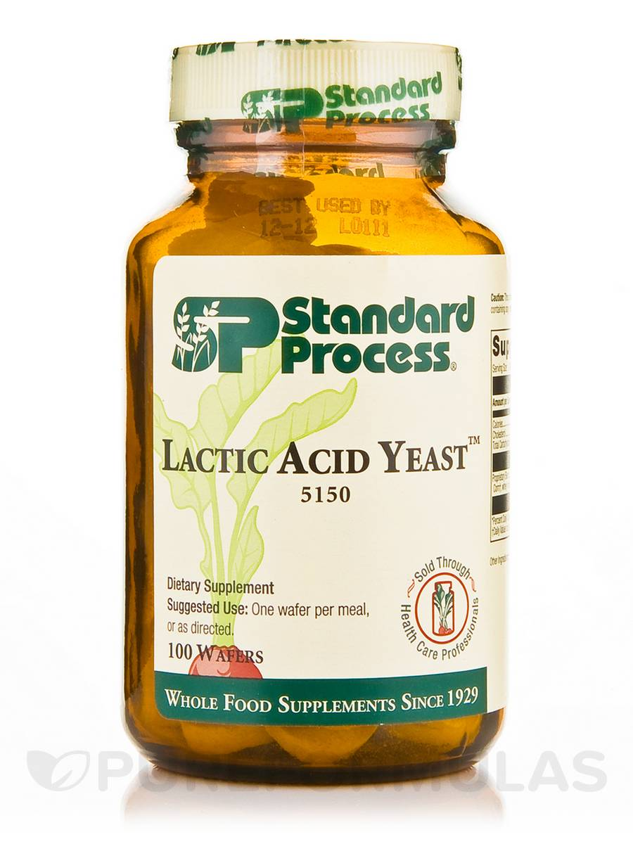 Lactic Acid Yeast™ - 100 Wafers