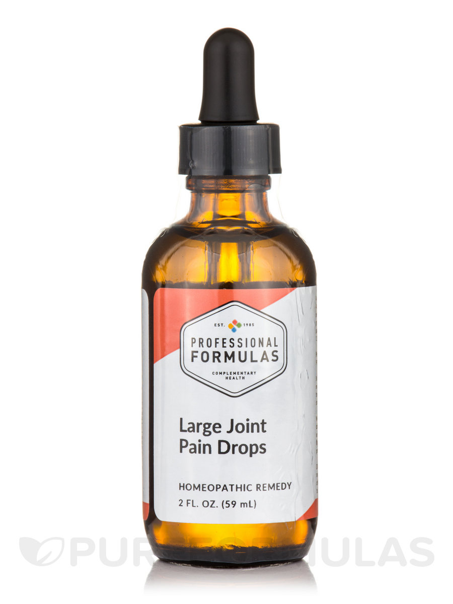 Large Joint Pain Drops - 2 fl. oz (59 ml)