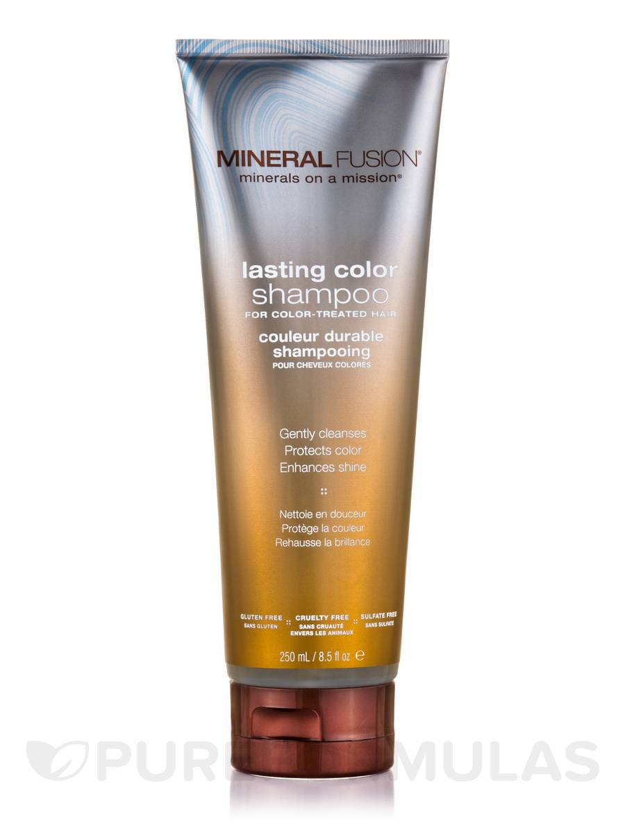 Lasting Color Shampoo For Color Treated Hair 8 5 Fl Oz
