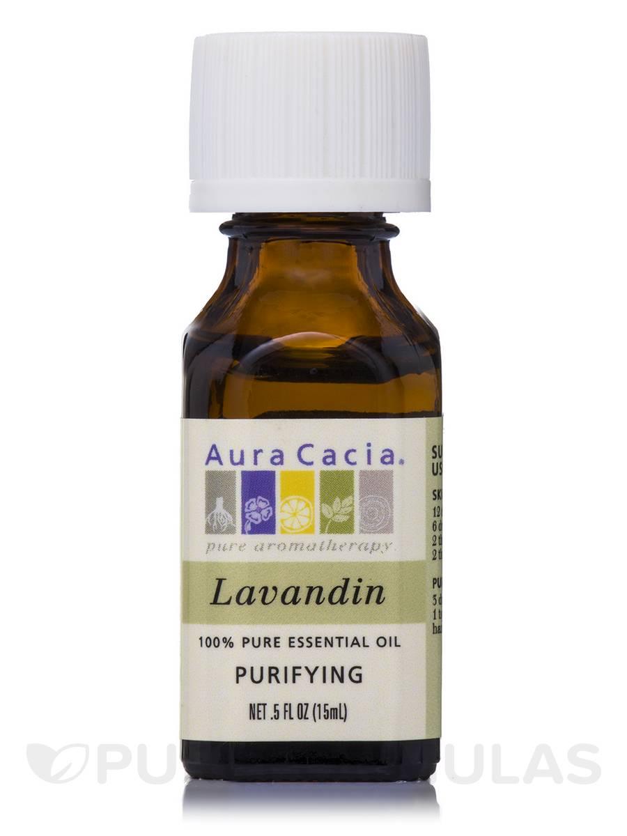 Lavandin Essential Oil (Lavandula x intermedia) - 0.5 fl. oz (15 ml)