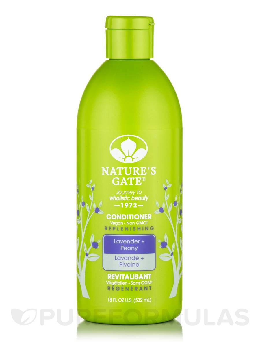 Nature S Gate Lavender And Peony Conditioner Review