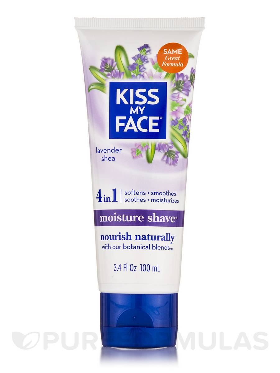 Lavender & Shea Butter Moisture Shave - 3.4 fl. oz (100 ml)