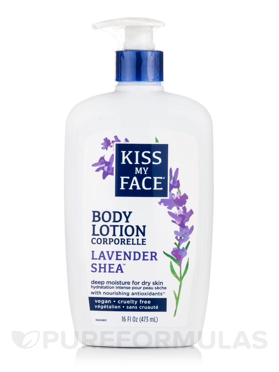 Body Lotion, Lavender Shea™ - 16 fl. oz (473 ml)