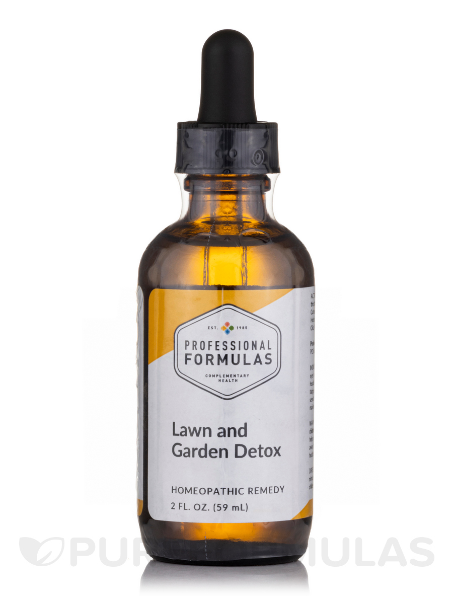 Lawn And Garden Detox - 2 fl. oz (60 ml)