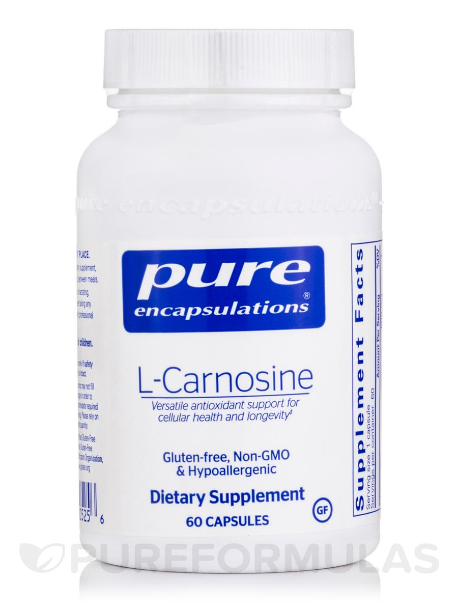 l-Carnosine - 60 Capsules