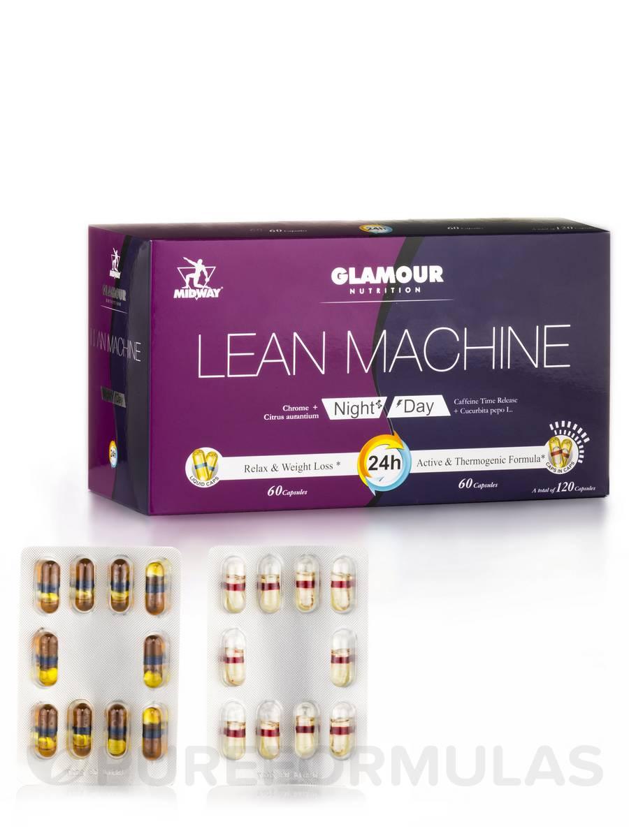 lean machine nutrition