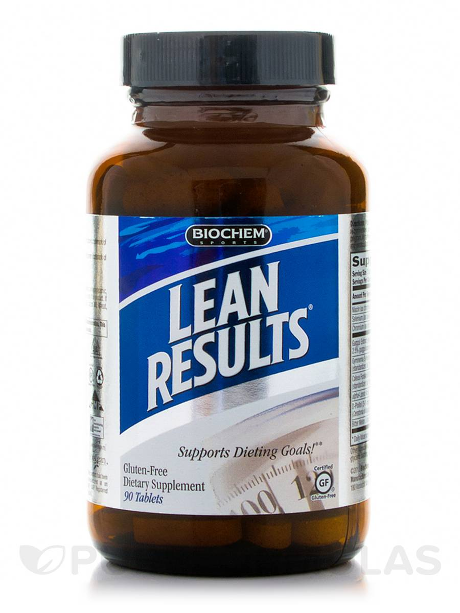 Lean Results - 90 Tablets