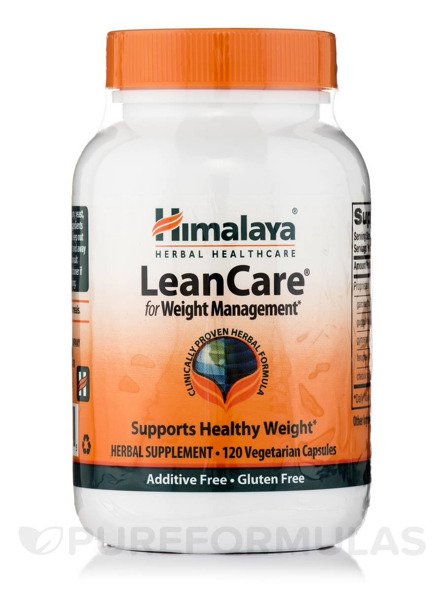 LeanCare® - 120 Vegetarian Capsules