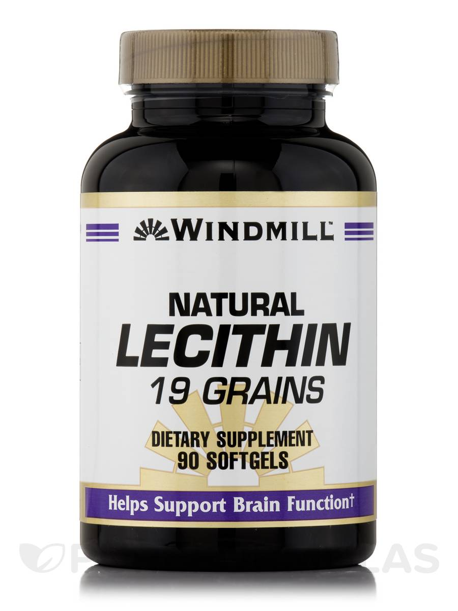 Lecithin 19 Grains - 90 Softgels