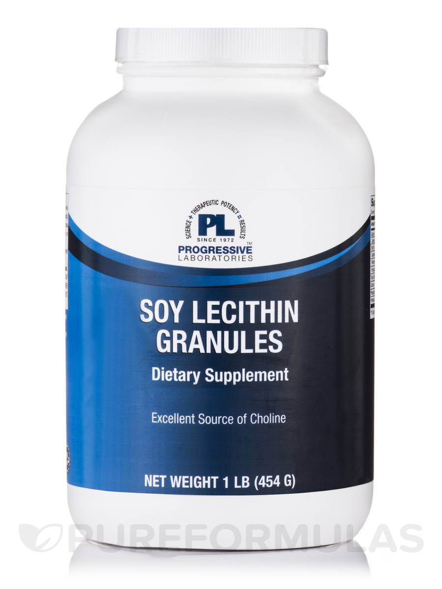 Lecithin Granules - 16 oz (454 Grams)