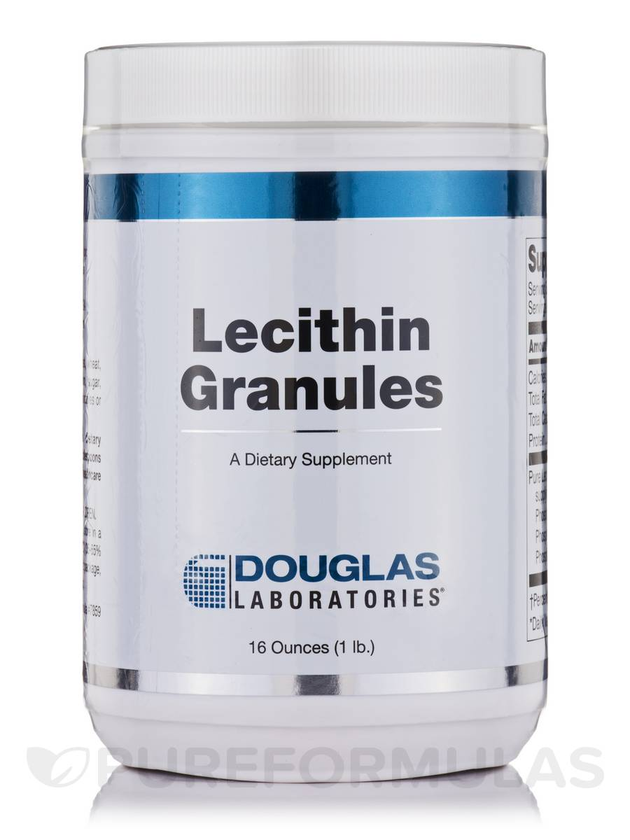 Lecithin Granules - 16 oz