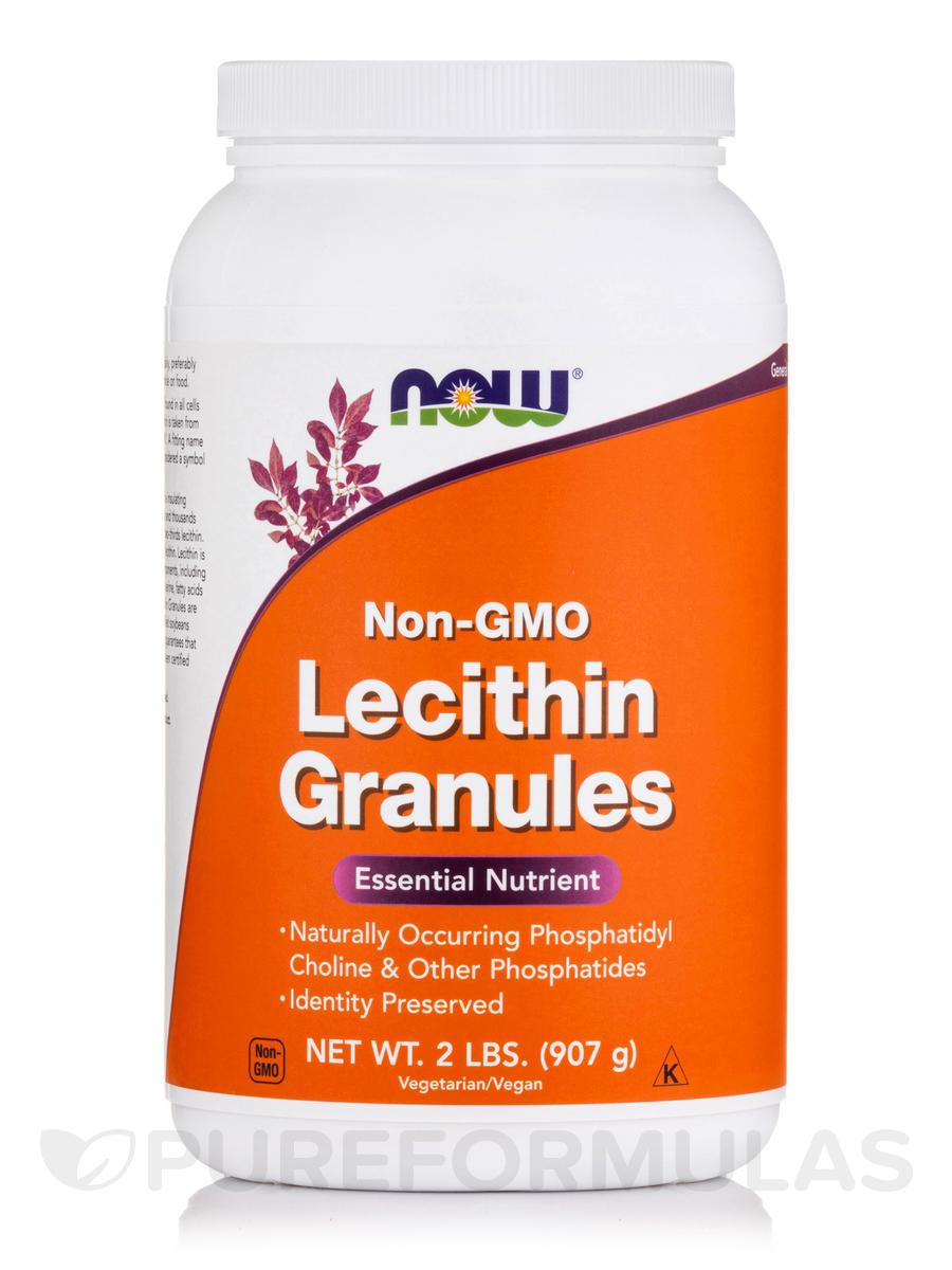 Lecithin Granules (Non-GMO) - 2 lbs (907 Grams)
