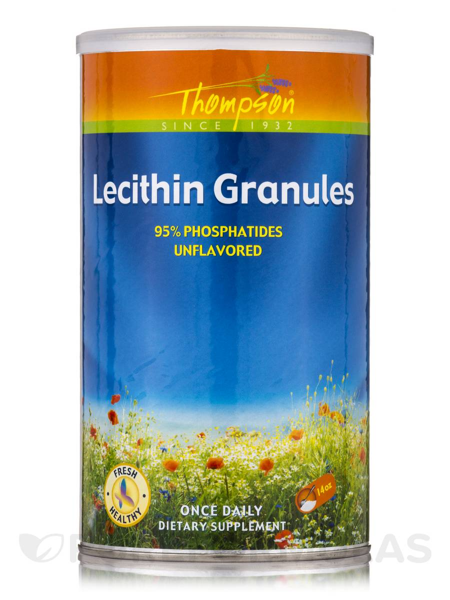 Lecithin Granules - 14 oz
