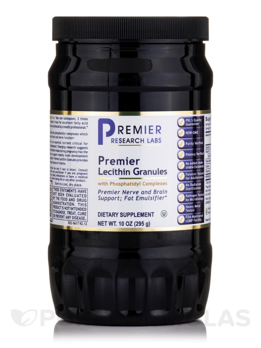 Premier Lecithin Granules - 12 oz (340 Grams)