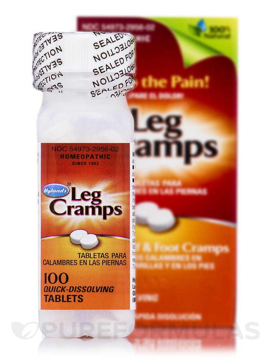 Leg Cramps - 100 Tablets