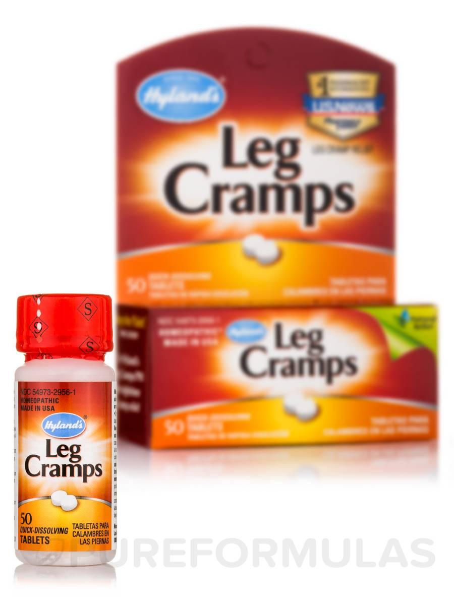 Leg Cramps - 50 Tablets