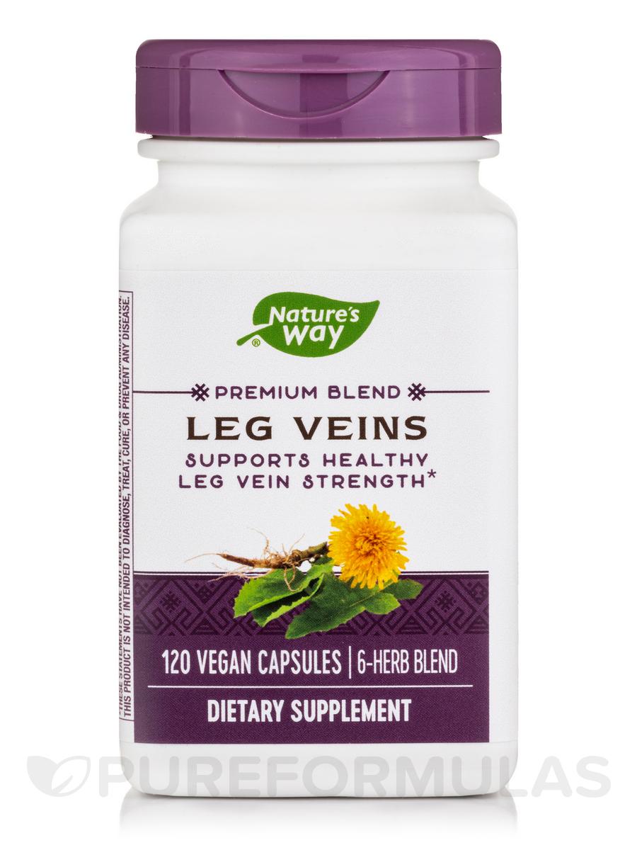 Leg Veins - 120 VCaps