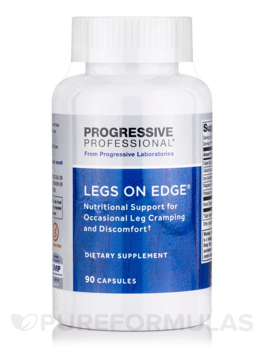 Legs On Edge - 90 Capsules