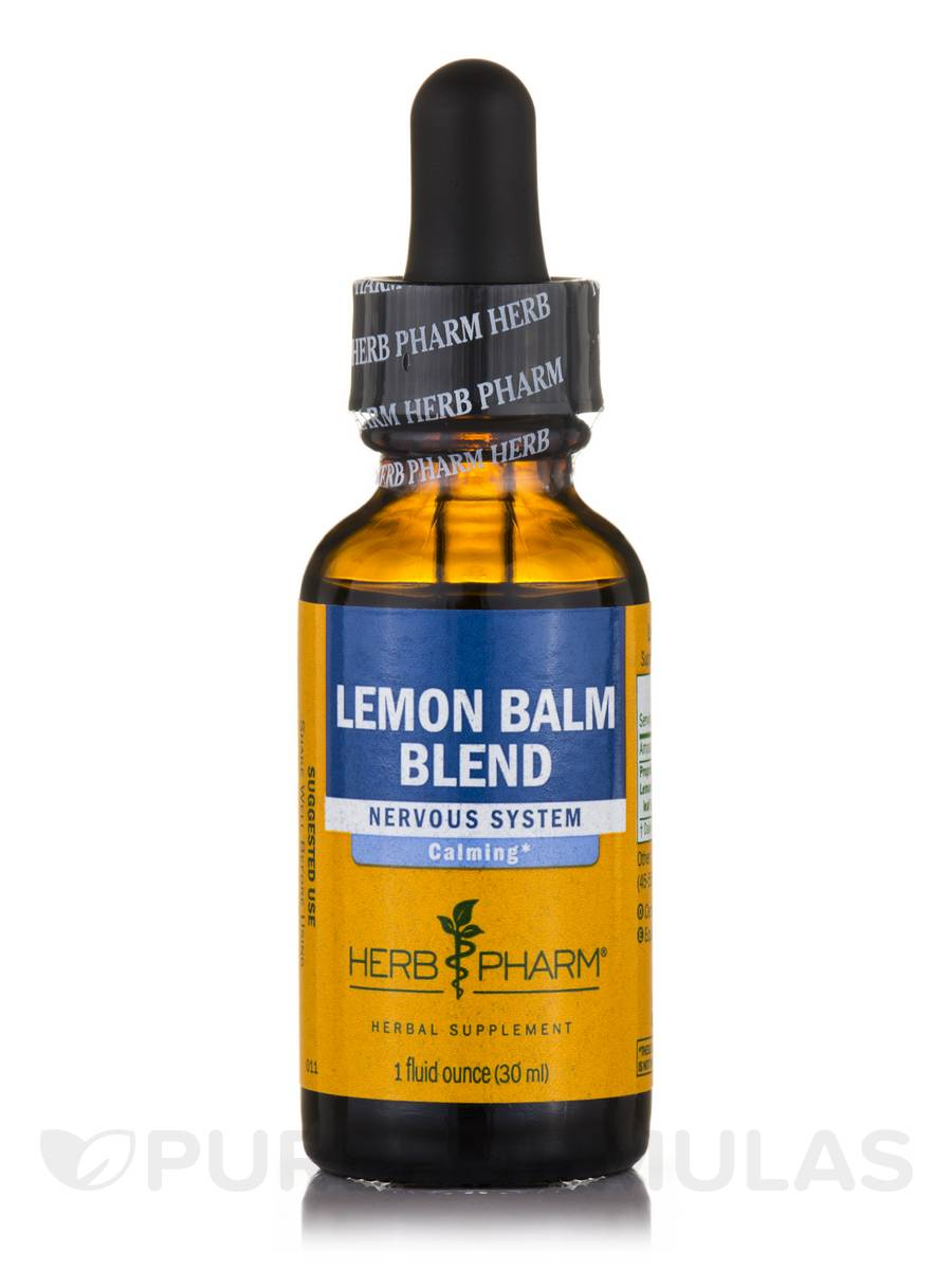 Lemon Balm - 1 fl. oz (30 ml)