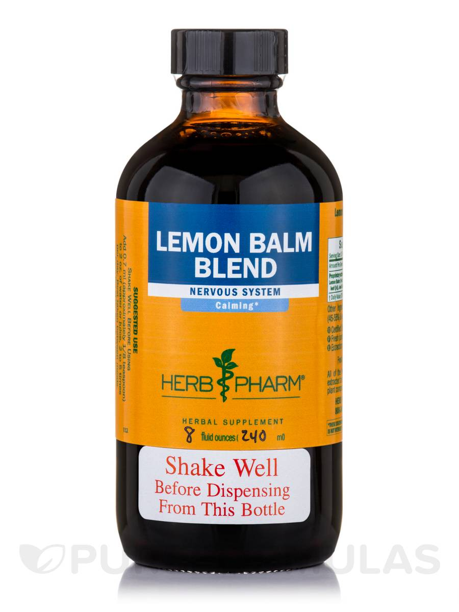 Lemon Balm - 8 fl. oz (240 ml)