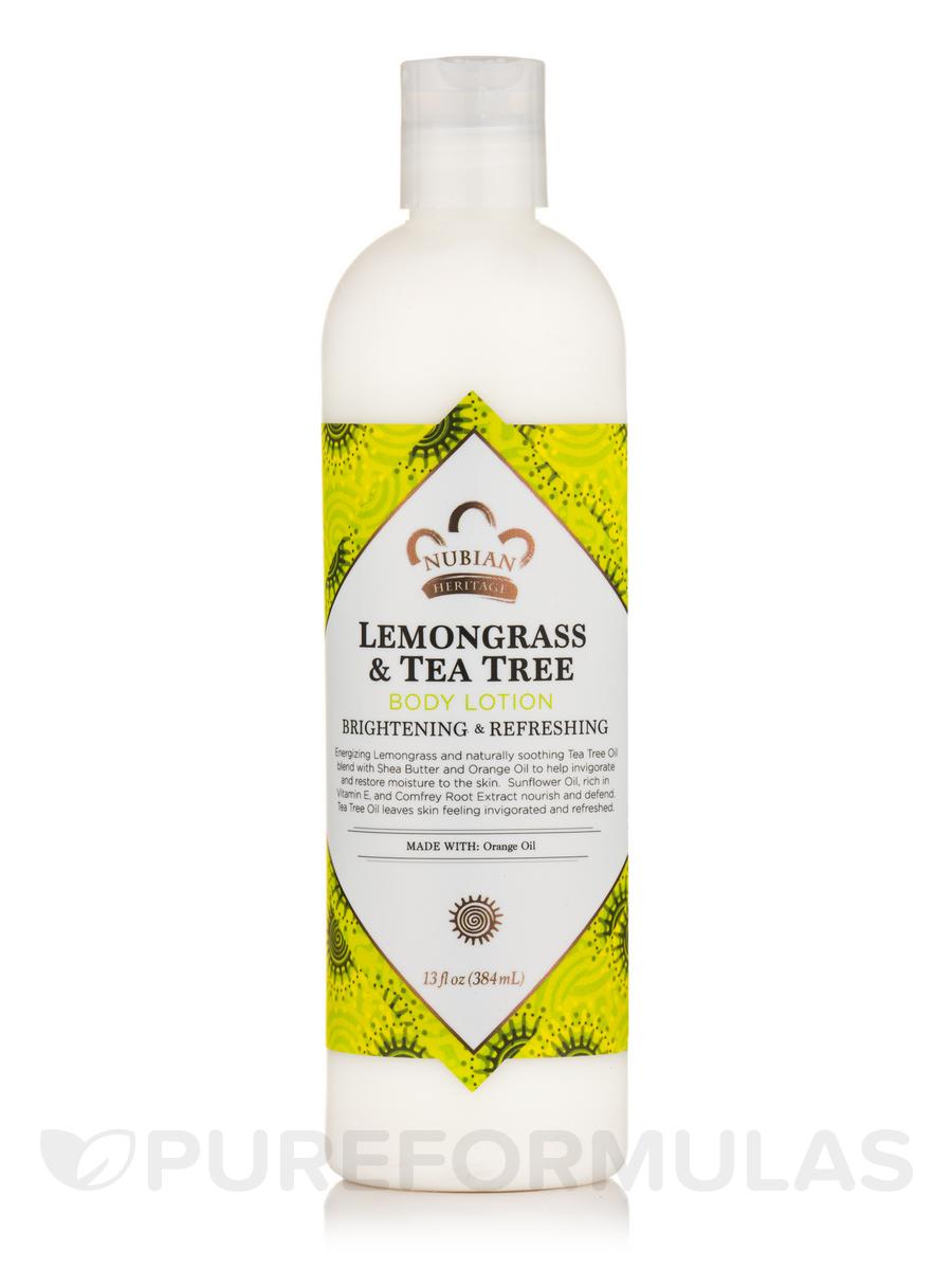Lemongrass & Tea Tree Body Lotion - 13 fl. oz (384 ml)