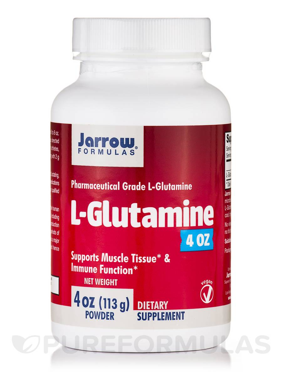 L-Glutamine - 4 oz (113 Grams)