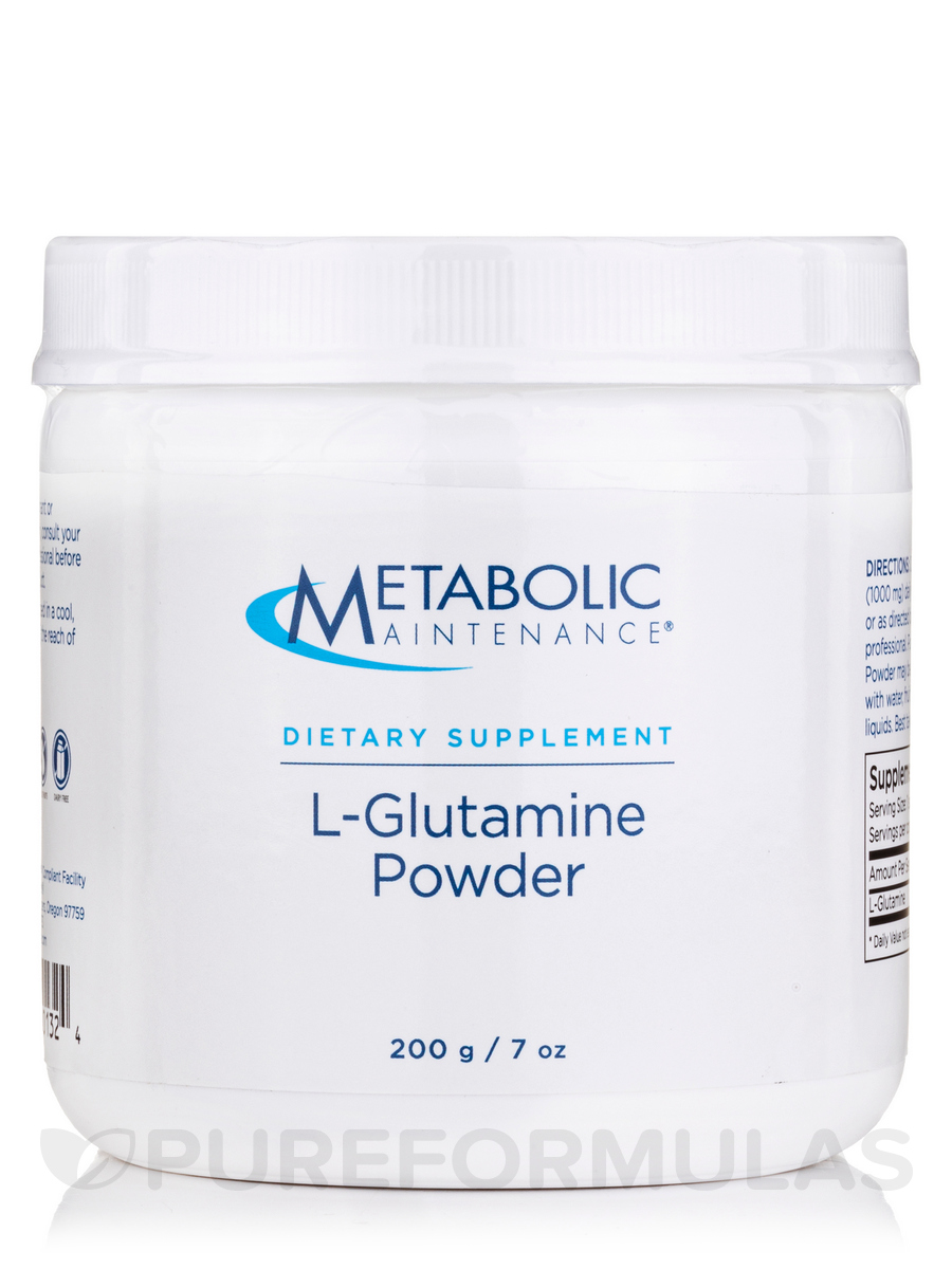 L-Glutamine Powder - 7 oz (200 Grams)