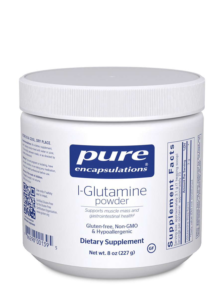 l-Glutamine Powder - 227 Grams