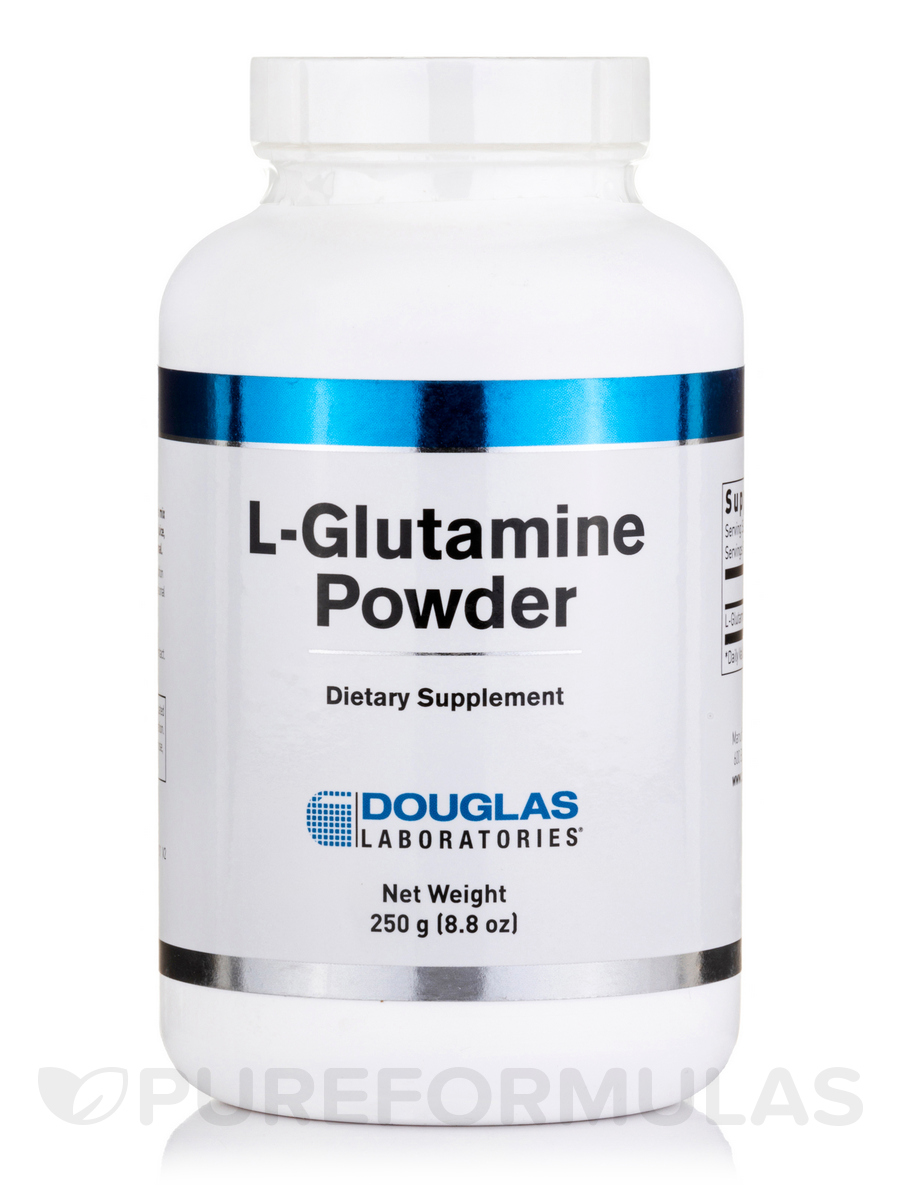L-Glutamine Powder - 250 Grams