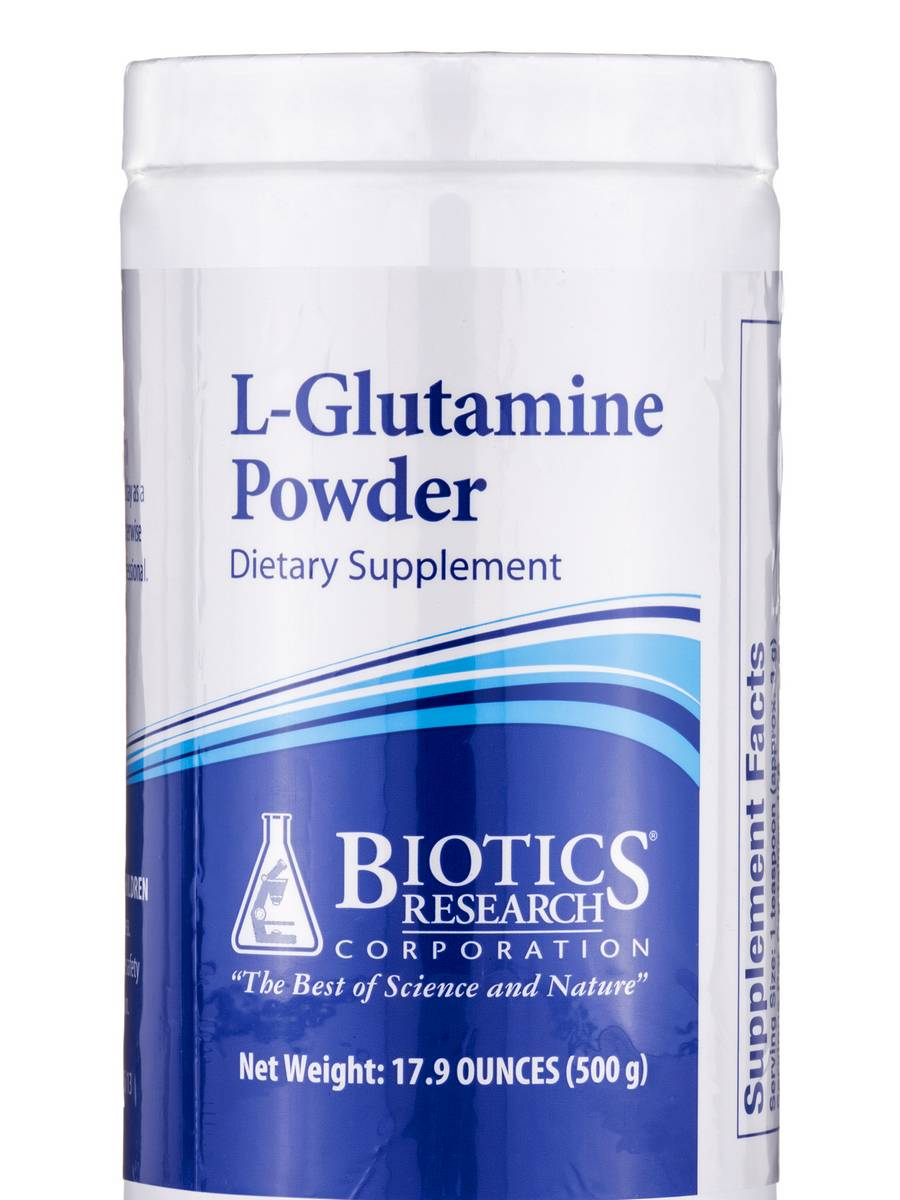 L-Glutamine Powder - 17.9 oz (500 Grams)