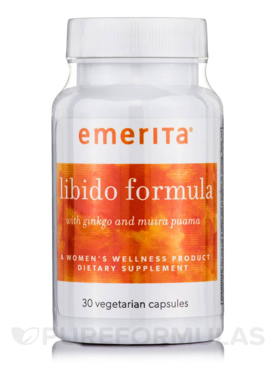 Libido Formula - 30 Vegetarian Capsules