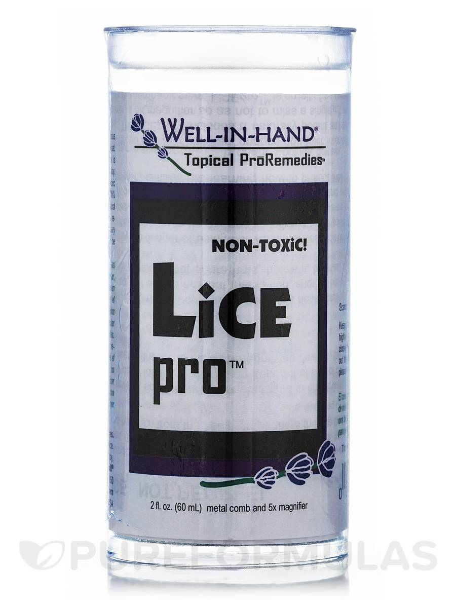Lice Pro Kit - 2 fl. oz (60 ml)