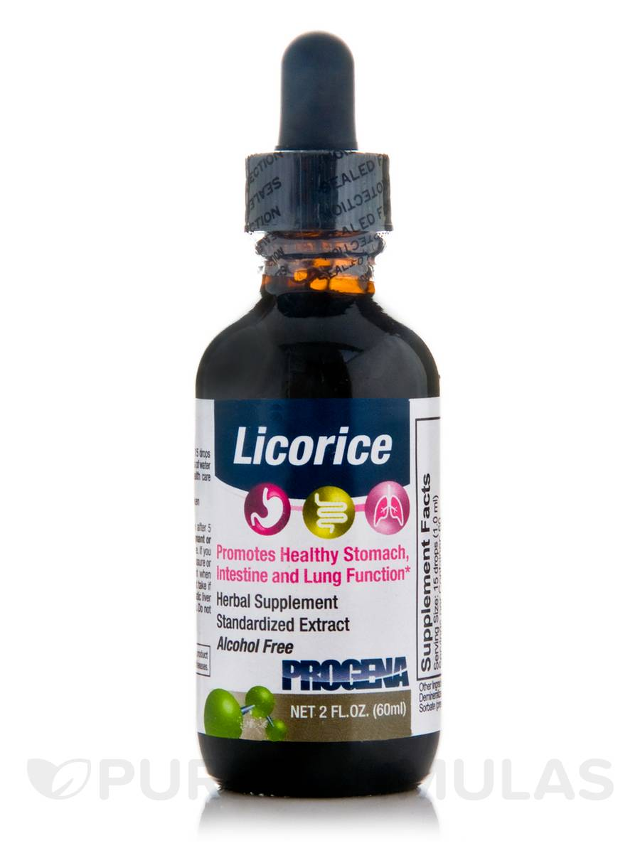 Licorice Extract - 2 fl. oz (60 ml)