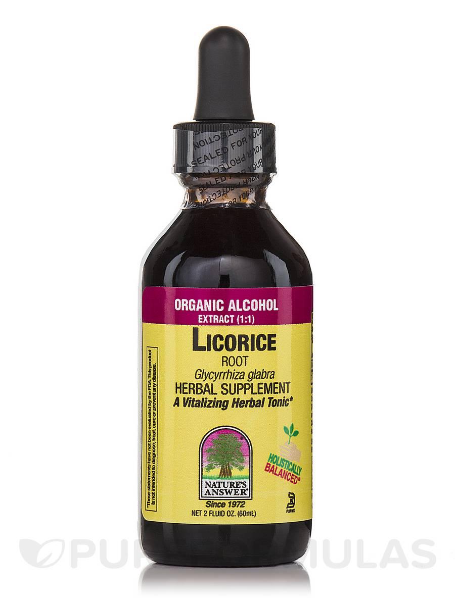 Licorice Root Extract - 2 fl. oz (60 ml)