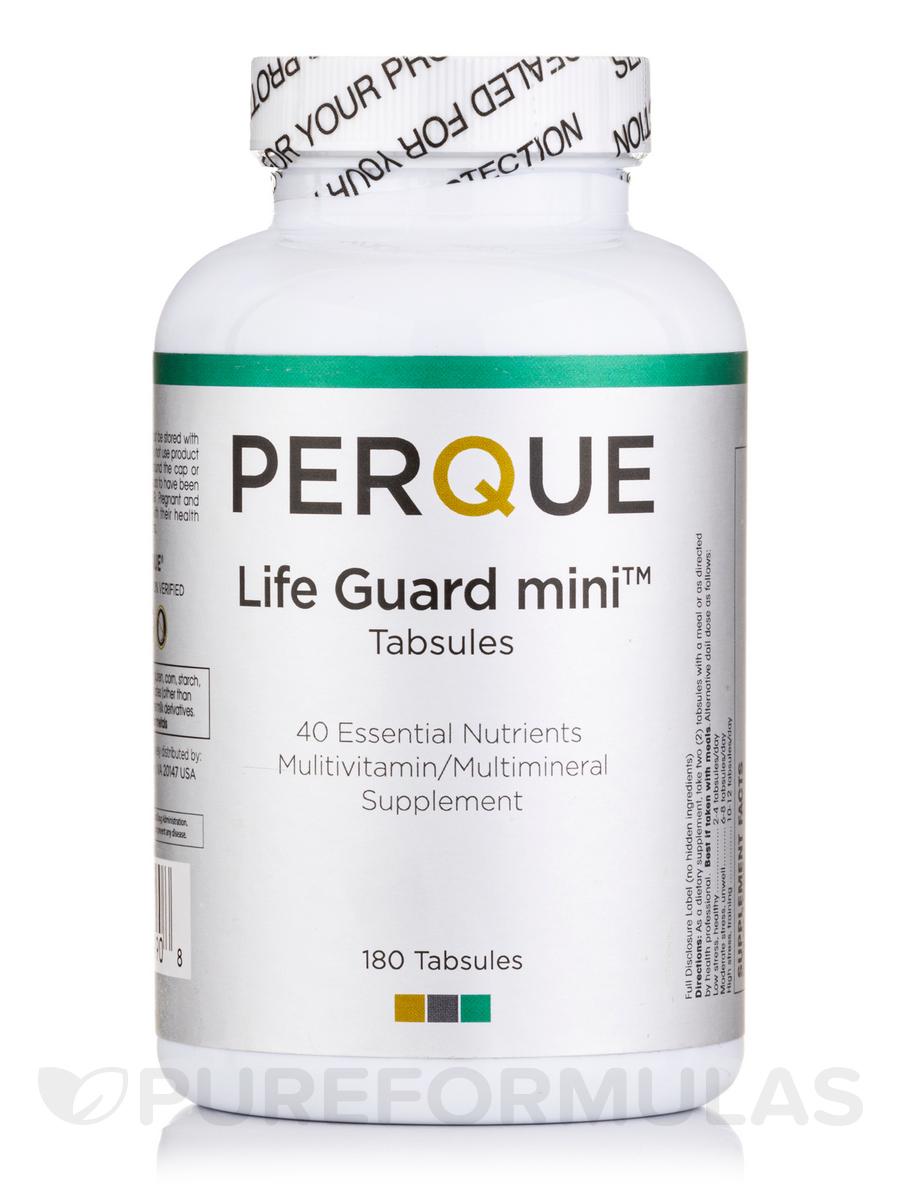 Life Guard mini - 180 Tabsules