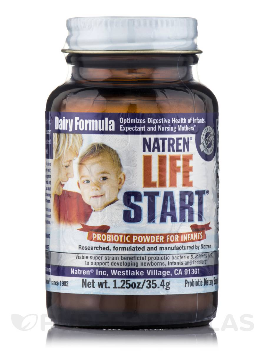 Life Start® Probiotic Powder for Infants - 1.25 oz (35.4 Grams)